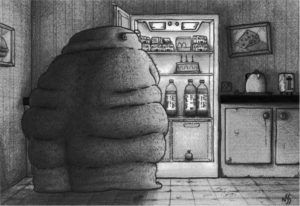 Почему мы жирные